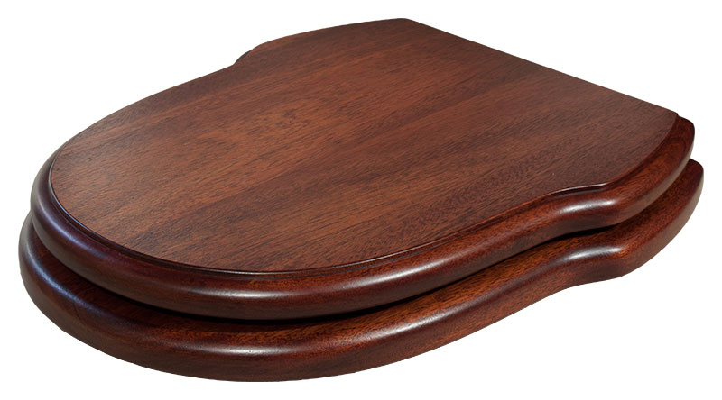 Replacement Wooden Toilet Seats Bespoke Solid Wooden