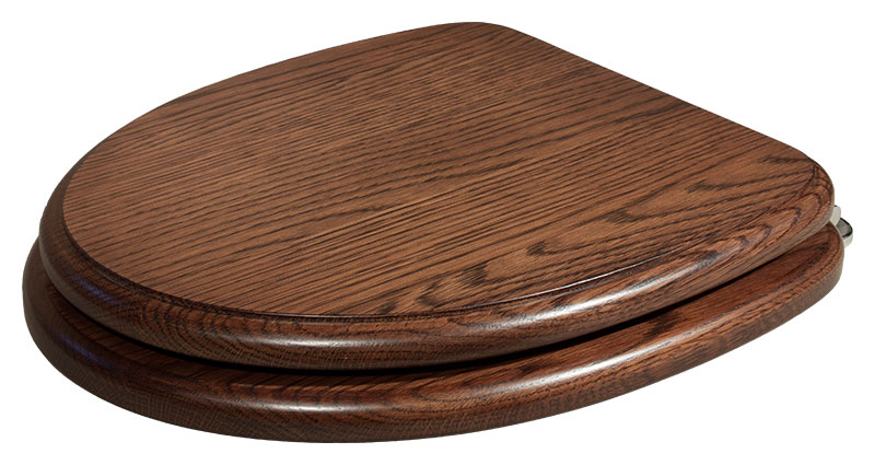 Replacement Wooden Toilet Seats Bespoke Solid Wooden Toilet Seat Cover